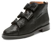 F-Troupe Leather Moc Toe Bootie