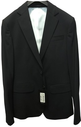 DSQUARED2 Navy Wool Suits