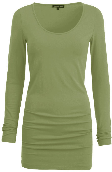 Isabella Oliver Essential Extra Long T