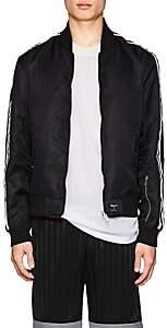 Barneys New York NBALab x The Very Warm XO Men's Reversible Bomber Jacket - Black