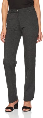 Damart Women's Pantalon Maille Milano Trousers