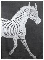 Thomas Paul Zebra Throw