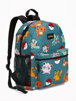 Old Navy Pokémon Backpack for Boys