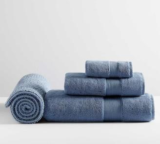 Pottery Barn PB Classic Organic Towel Bundle With Bath Mat - Set of 4