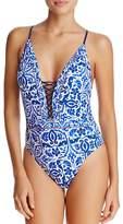 Nanette Lepore Talavera Goddess One Piece Swimsuit