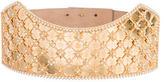 Alexander McQueen Embellished Waist Belt