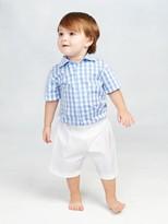 Oscar de la Renta Baby Cotton Casual Shorts
