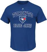 Majestic Men's Toronto Blue Jays Hit and Run T-Shirt