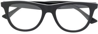 Bottega Veneta Square-Frame Prescription Glasses