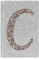 Accessorize Glitter C Alphabet Travelcard Holder