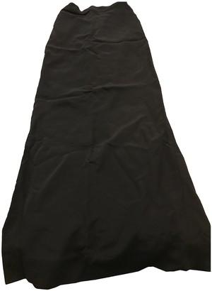 Fendi Black Cotton - elasthane Skirts
