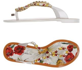 Dolce & Gabbana Toe post sandal