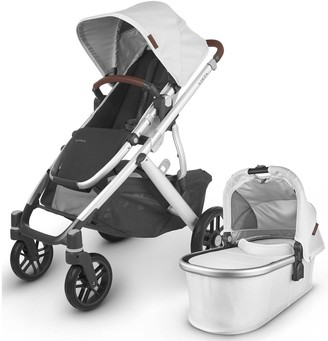 UPPAbaby Vista Pushchair - Carrycot, Seat Unit, Rainshields, Sun Shades & Insect Nets