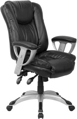 Tygerclaw Executive High Back PU Faux Leather Office Chair