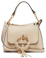 See by Chloe Joan Mini Leather Cross-body Bag - Womens - Beige