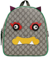 Gucci Gg Supreme Monster Backpack