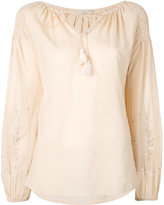 Mes Demoiselles 'Hagar' top - women - Cotton - 38