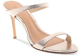 Schutz Women's Reanna Slip On High Heel Sandals