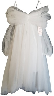 Aniye By White Dress for Women