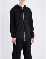 Damir Doma Oversized cotton-jersey hoody