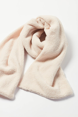 Urban Outfitters Sherpa Scarf
