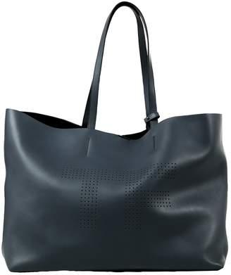 Tom Ford Grey Leather Handbags