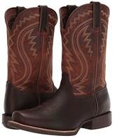 Durango 12 Rebel Pro Western (Cimarron Brown) Men's Shoes