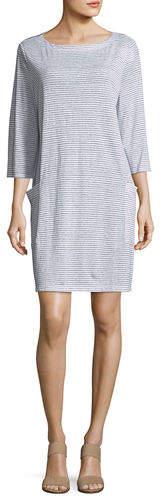 3439c27d91 Eileen Fisher Linen Dresses - ShopStyle