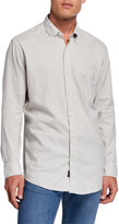Faherty Men's Stretch Oxford Sport Shirt