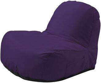 Loungie Cosmic Nylon Bean Bag Floor Chair