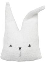 Fabelab Organic Cotton Bunny Friend Rattle - 10x16cm