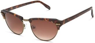 Colors In Optics Women's CS126 Metal Sunglasses