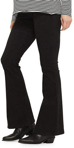Topshop MATERNITY Flared Jamie Jeans