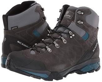 Scarpa ZG Trek GTX (Titanium/Lake Blue) Men's Shoes