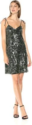 Sam Edelman Women's Camo Sequin Dress