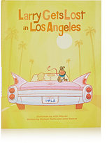 Sasquatch Books Larry Gets Lost in Los Angeles