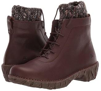 El Naturalista Yggdrasil NG61 (Brown) Women's Shoes