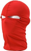 Norbi Outdoor Cycling Bike Full Cover 2 Holes Face Mask Head Neck Balaclava Hijab Caps
