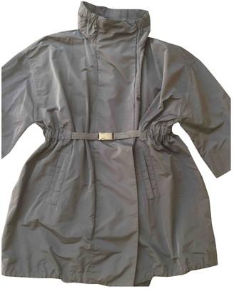 Brunello Cucinelli Grey Jacket for Women