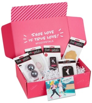 Foot Petals Girl On the Go Kit Women's Shoes