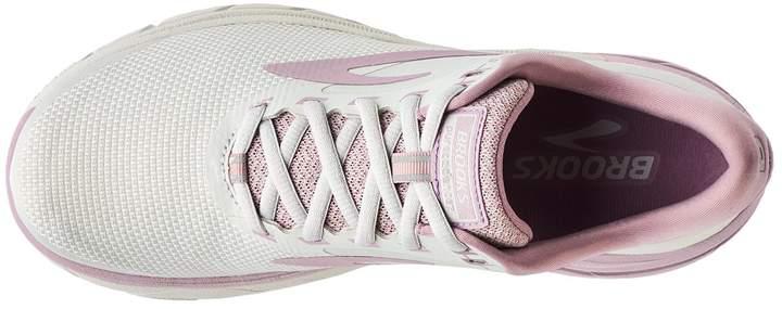 Brooks Women's PureCadence 7 Running Shoe (BRK-120261 1B 3939380 8.5 BLK/PUR/MUL)