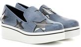 Stella McCartney Star Binx Platform Loafers