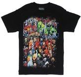 Marvel Team-Ups Men's Team Ups Group Shot T-Shirt