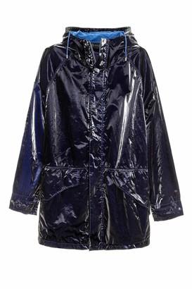 Mr & Mrs Italy Cotton Velvet Tech Unisex Anorak Jacket