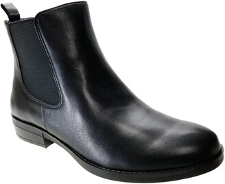 David Tate Golden Chelsea Boot
