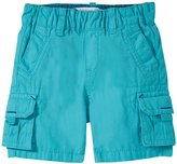 Little Marc Jacobs Shorts With Patch Pockets (Baby) - Blue Ocean-18 Months