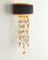 John-Richard Collection Black Tie Two-Light Sconce