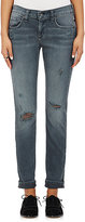 Rag & Bone Women's Dre Distressed Slim Boyfriend Jeans