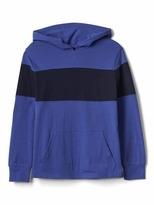 Gap Stripe hoodie pullover
