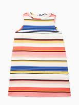 Kate Spade Toddlers berber stripe shift dress